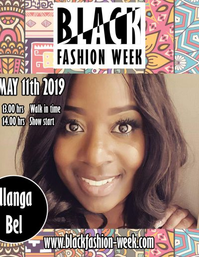 Black Fashion Week Illanga